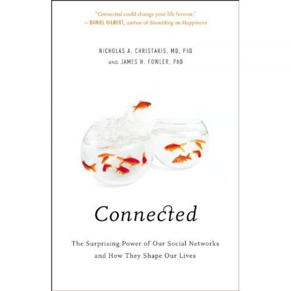 connected book cover