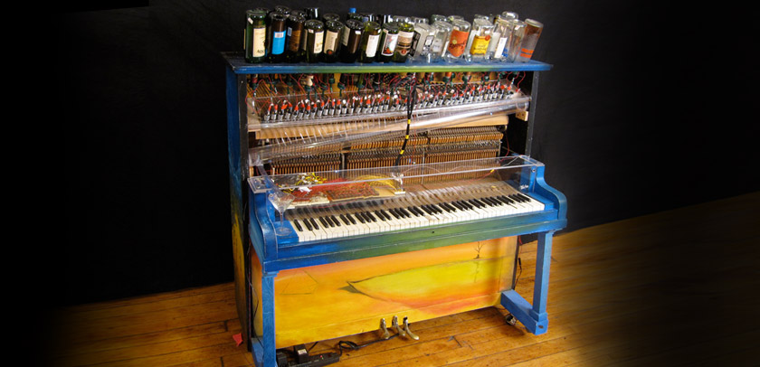 The Pianocktail